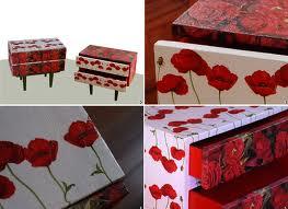 Este año 2013 la maxima tendencia en decoración sera el rojo y blanco