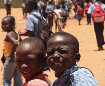 CAT SYA  - Educació i salut a l'Àfrica