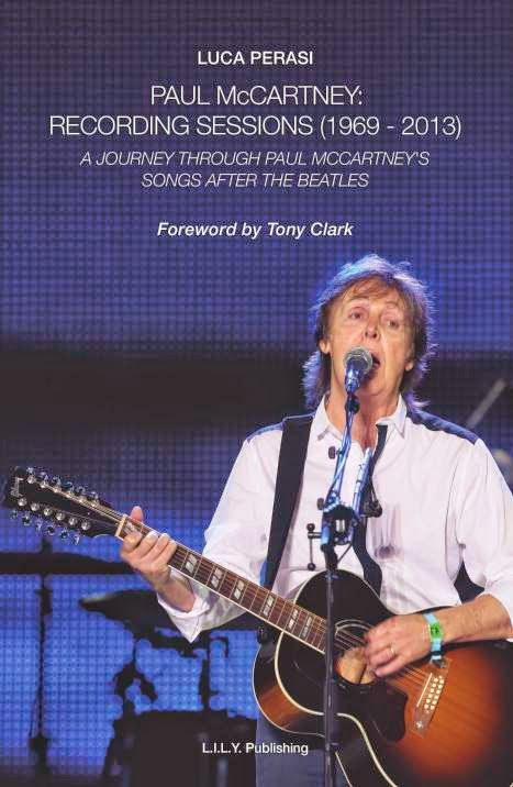 "THE NEW BOOK ""PAUL MCCARTNEY RECORDING SESSIONS 1969-2013"" CLICK HERE!"