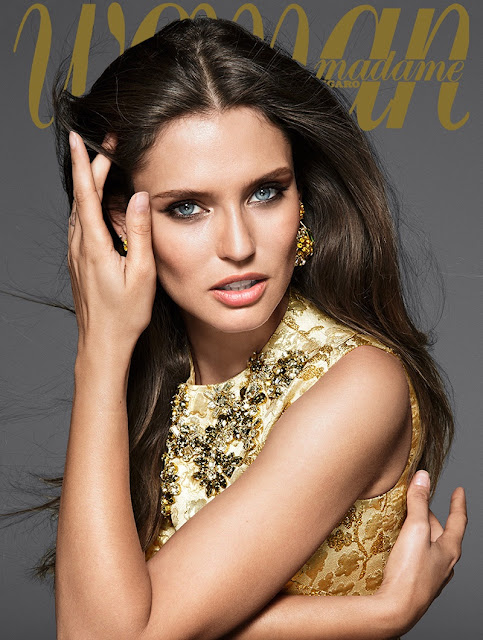 Fashion Model, @ Bianca Balti - Woman Spain, December 2015