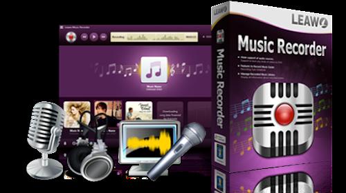 Review sobre Leawo Music Recorder - Programa de gravação de música profissional
