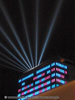 fetival of lights, berlin, illumination, 2012, Kudamm Karree