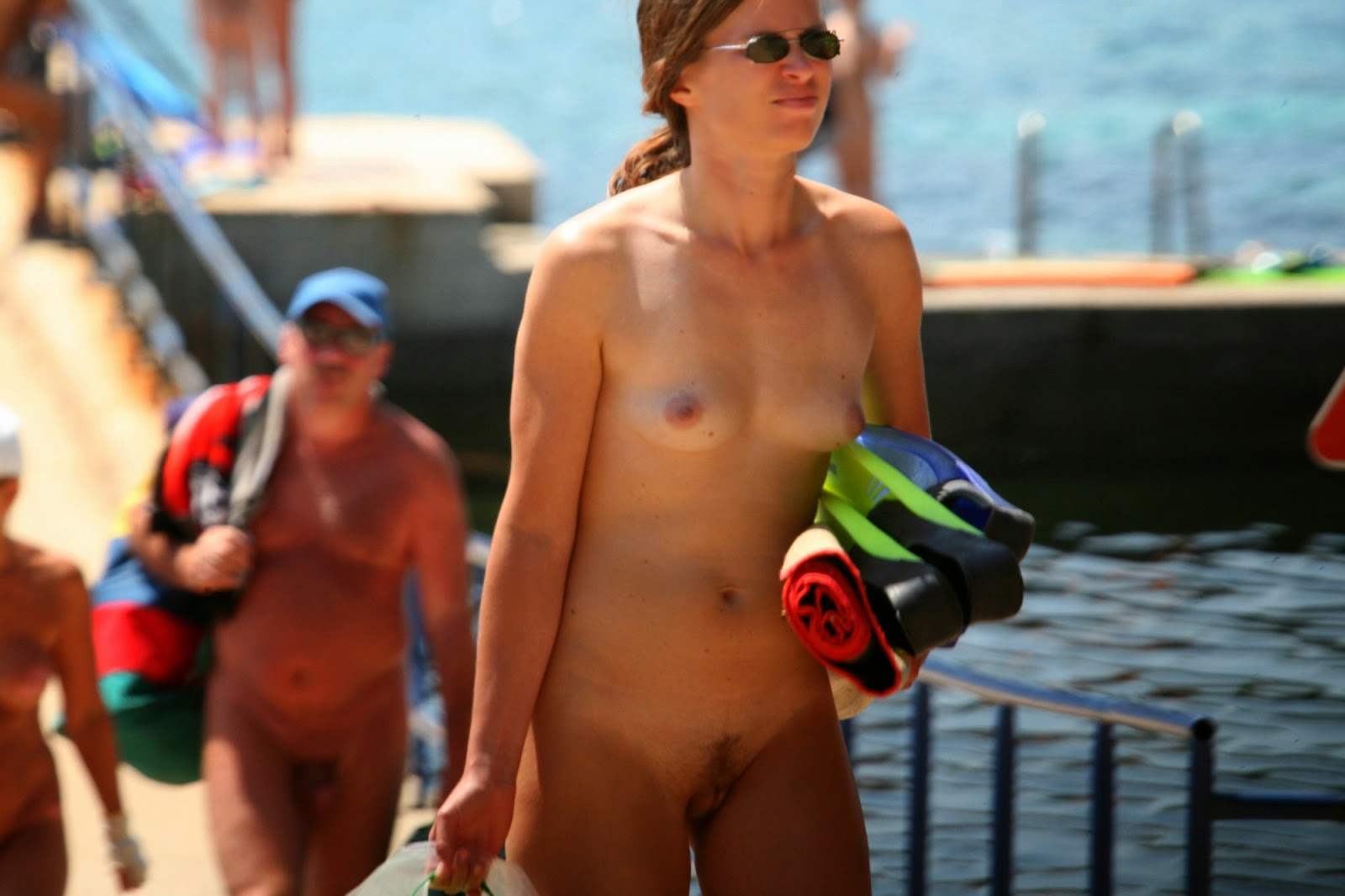 Croatia nudist family you tell