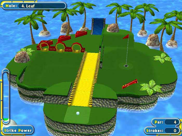 Mini-Golf Pro game PC