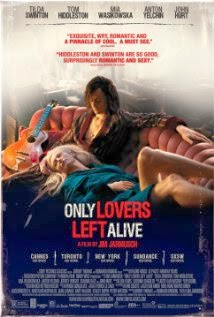 sinopsis film only lovers left alive