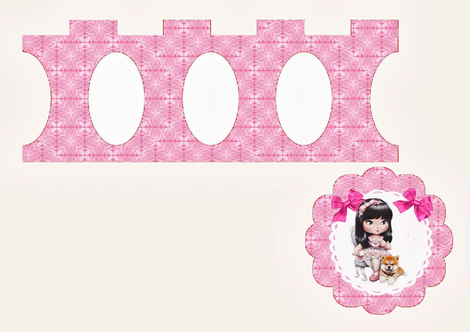 Molde Limpo para Mini Suporte para Cupcake #B11A62 1600x1131