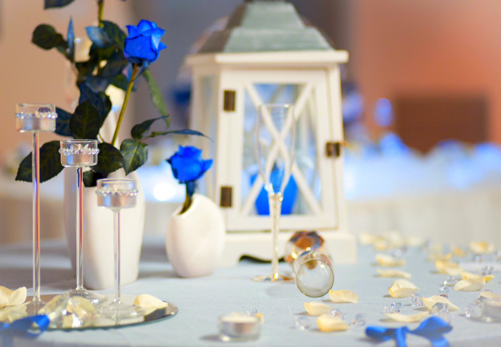 Tema Matrimonio Blu E Bianco : Altri spunti per matrimonio bianco e blu wedding