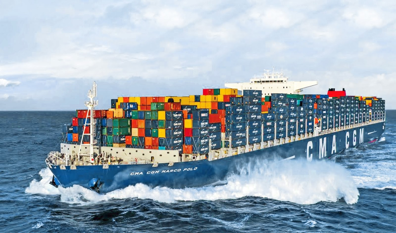 Cma Cgm Buying 50 000 Bamboo Eco Containers Marine