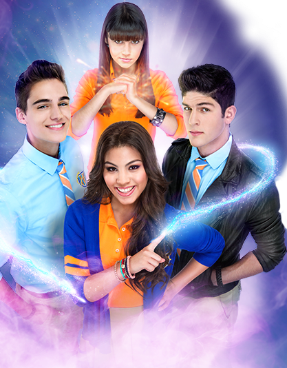 Every Witch Way Season 3 Wallpaper in Every Witch Way Season 3