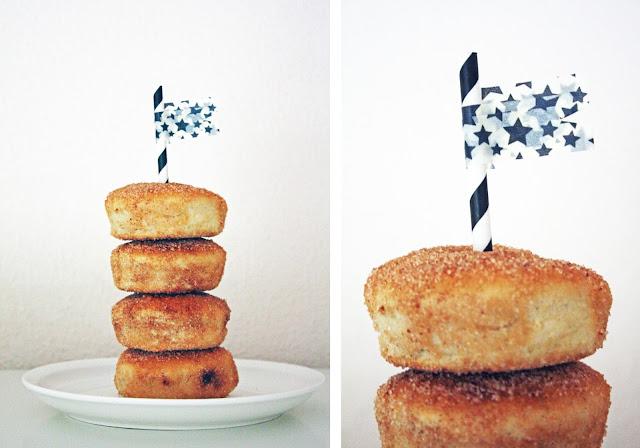 Donuts uit de oven - Food Bandits for NFM