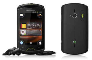 Gambar Sony Ericsson Live with Walkman
