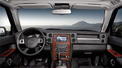 2011 Jeep Commander