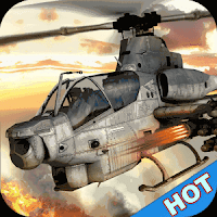 Gunship Helicopter Air Battle mod apk