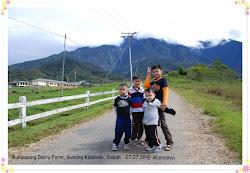Gunung Kinabalu 27.7.2008