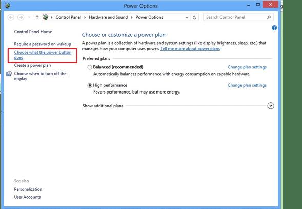 Cara Mudah Memunculkan Mode Hibernate Pada Windows 8