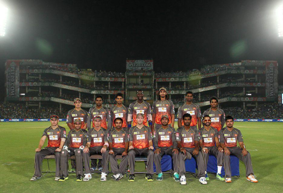 Sunrisers-Hyderabad-Team-RR-vs-SRH-Eliminator-IPL-2013