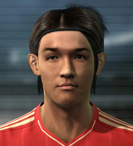 Takashi Usami Face by Agiga