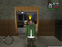 GTA San Andreas Snow Mod - screenshot 6