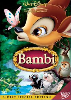 Bambi (1942) Online