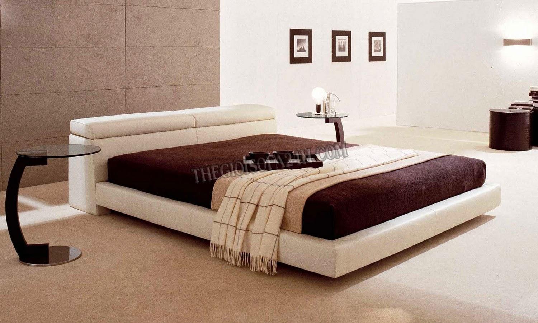 Giường ngủ GN036