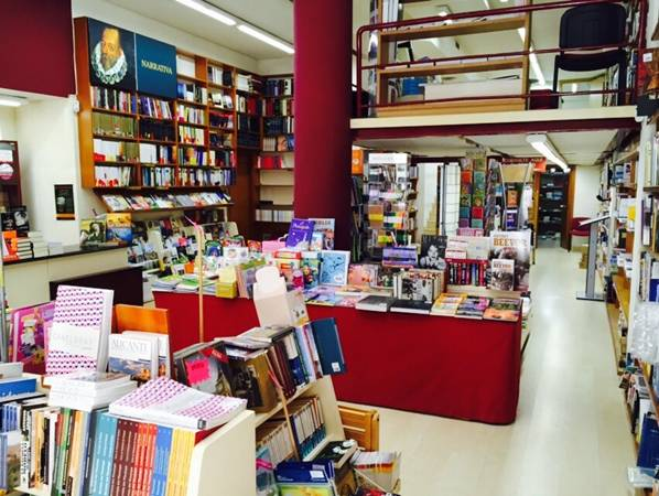 Librería Cilsa. Alicante
