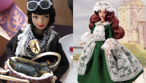 Barbie collection: incríveis figurinos