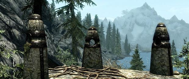 Skyrim Standing Stones Locations