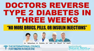 Treat Diabetes Without Drug