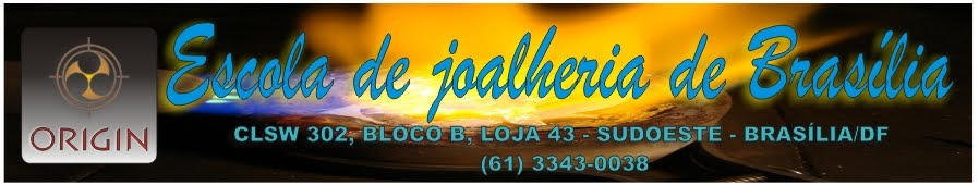 Escola de Joalheria de Brasília/DF