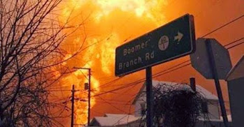 Another Train Wreck This Week...Illinois Blaze Latest Disaster of Transporting Oil By Rail