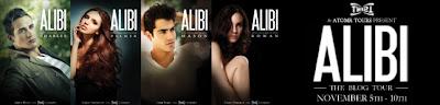 Alibi Blog Tour- review+GIVEAWAY