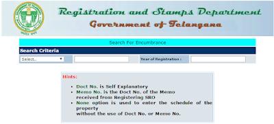 Step1: Download Encumbrance(EC) in online image
