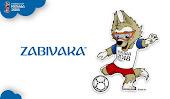Mascote Zabivaka