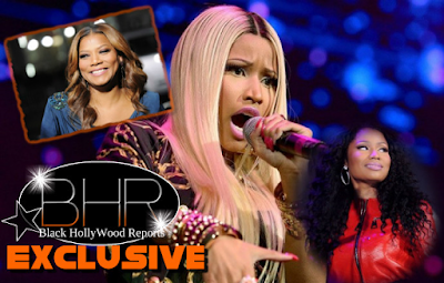 "Rapper Nicki Minaj Will Be Honored By Queen Latifah At The ""VH1 Big In 2015"""