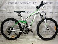 Sepeda Gunung Wimcycle Metal Matrix 24 Inci
