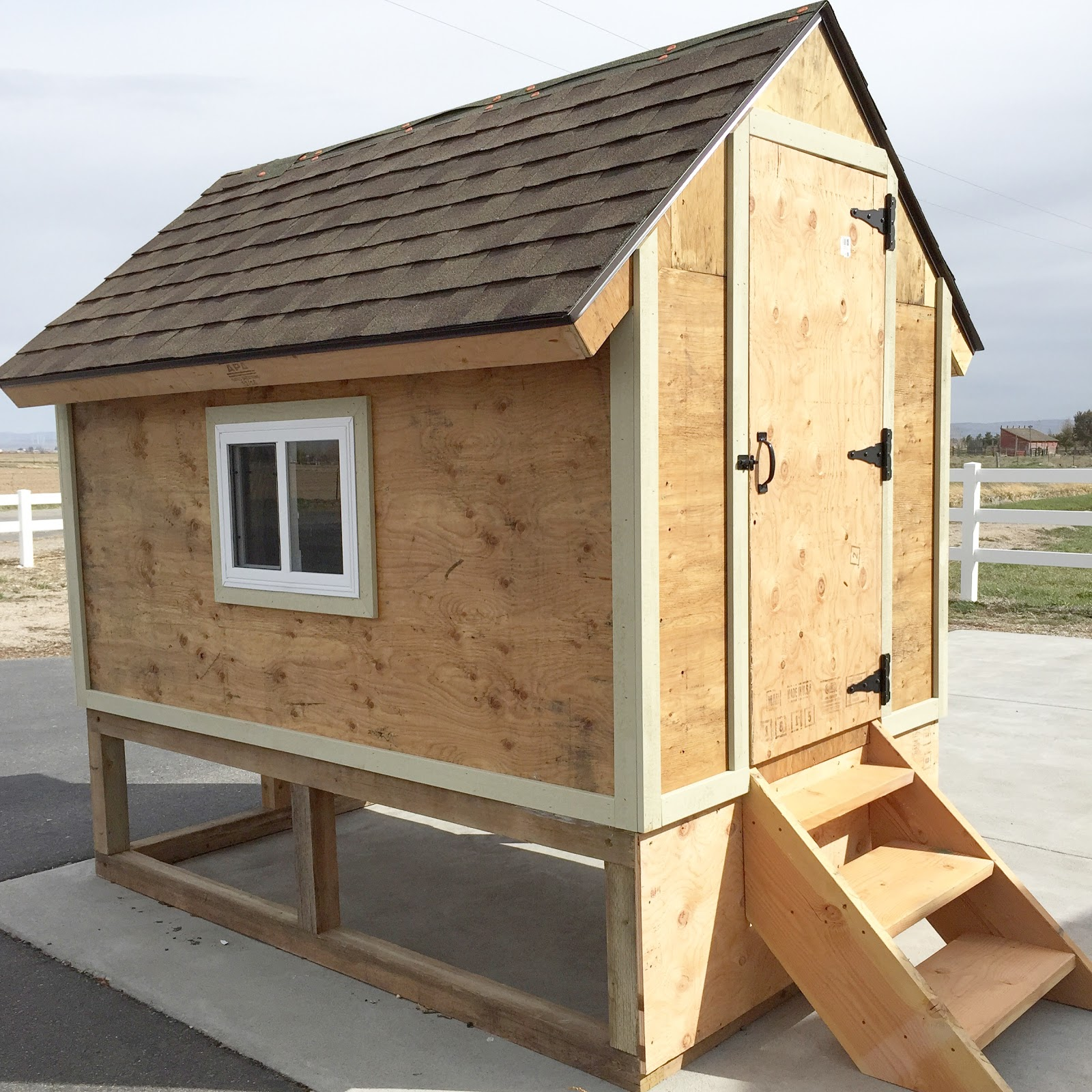 how to build a chicken coop from pallets a vision to