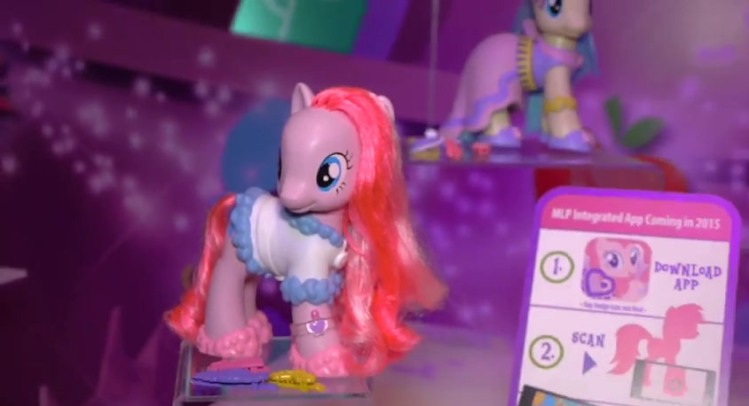 New Fashion Style Ponies At The Ny Toy Fair Mlp Merch