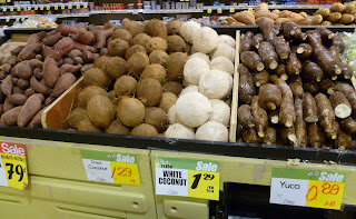 varieties of fresh coconut