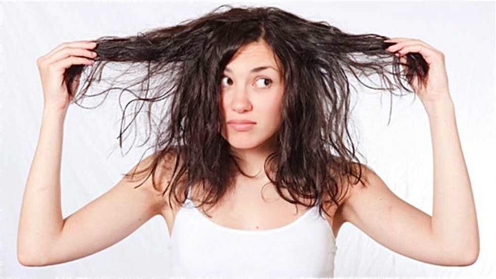 Mengatasi Rambut Berminyak
