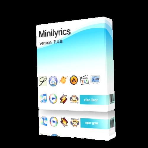 MiniLyrics - Show lyrics in iTunes Windows Media Player Winamp etc