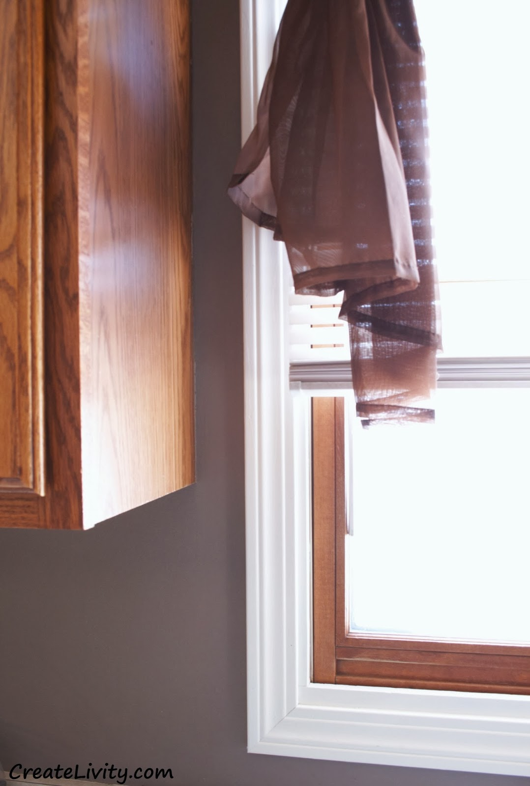 Brown Trim Paint Createlivity Is 5 Ways To Make Oak Work Without Painting It