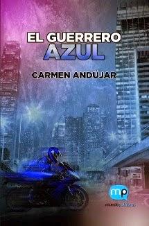 EL GUERRERO AZUL de Carmen Andujar en papel