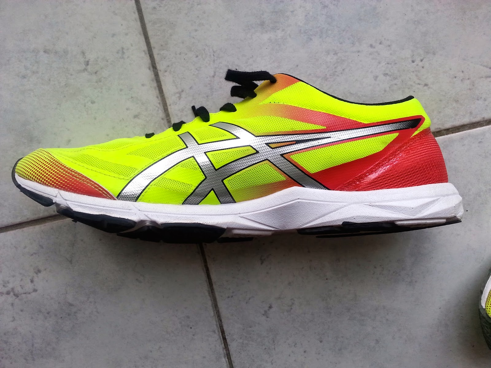 asics gel-hyperspeed 6 running shoes review