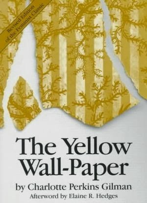 a comparison of the stories the yellow wallpaper by charlotte perkins gilman and the story of an hou Charlotte perkins gilman's the yellow wallpaper:  the story of an hour, a short story written by kate  charlotte perkins gilman's the yellow wallpaper:.