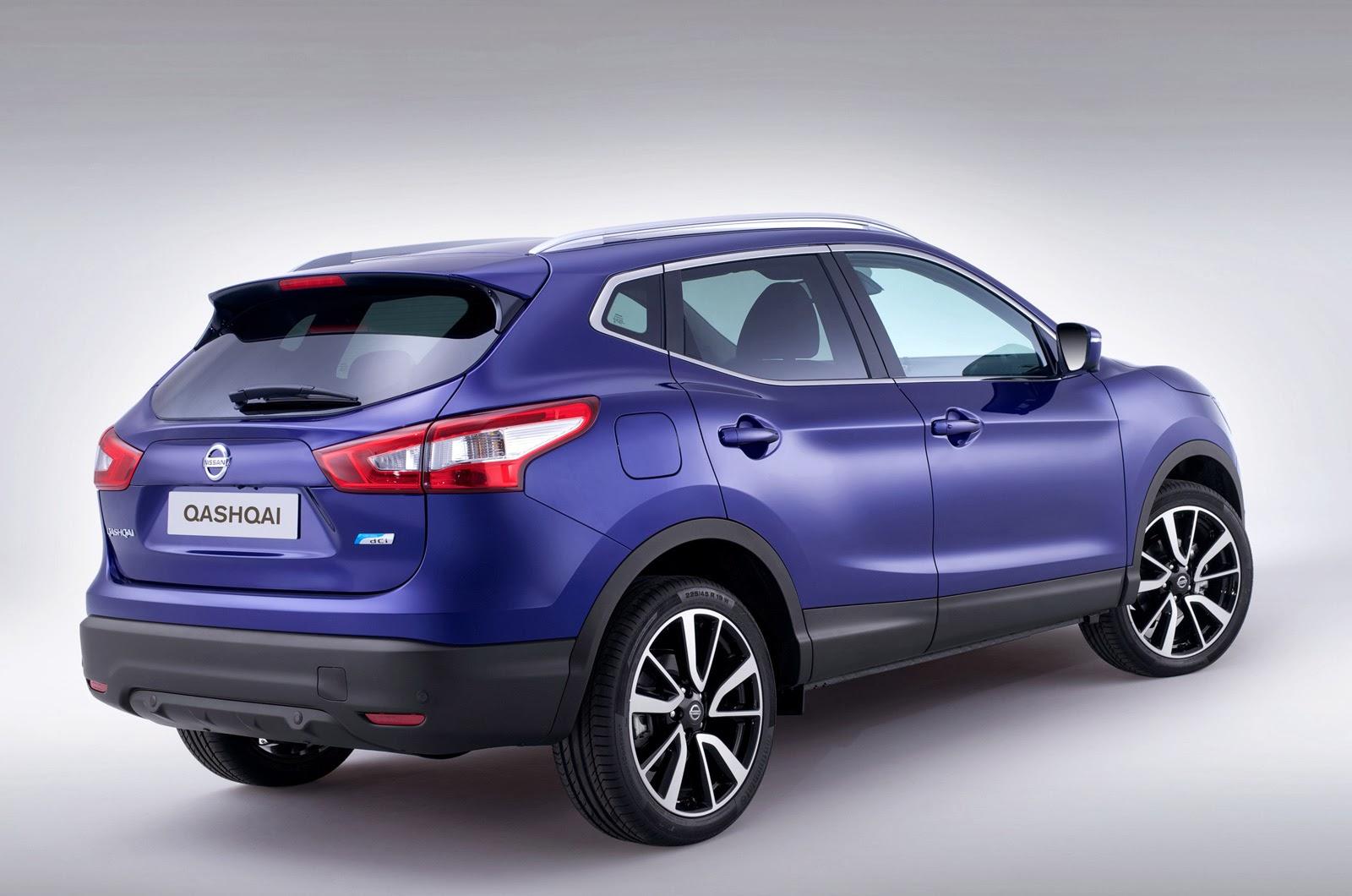 Nuova Nissan Qashqai 2014 Foto E Video