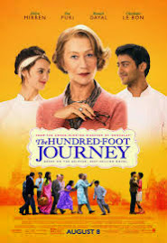 MINI-MOVIE REVIEWS: The Hundred-Foot Journey