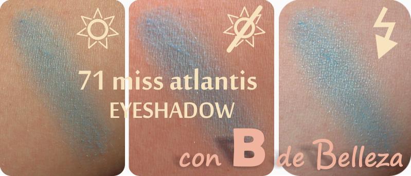Sombra mono Miss Atlantis