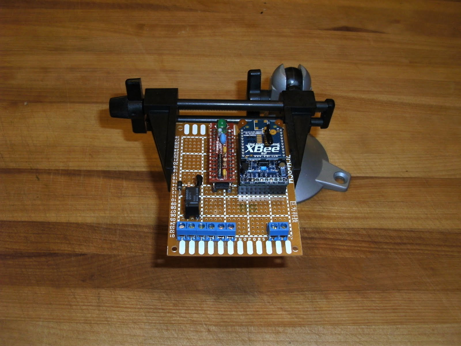 Desert Home Swimming Pool Atlas Scientific Orp Circuit Sensor For Arduino Ebay This Little Device Is An Ardweeny Adafruit Xbee Adapter Board And A Relay I Used Configuration Because Wanted It To Fit In Duplex