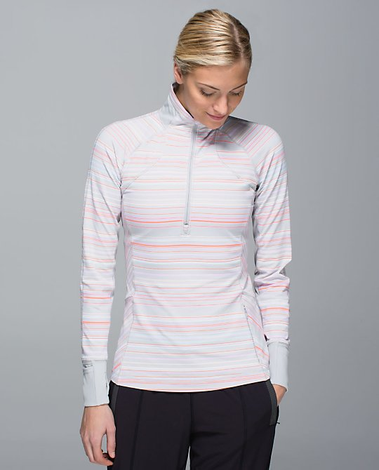 lululemon race with grace half zip