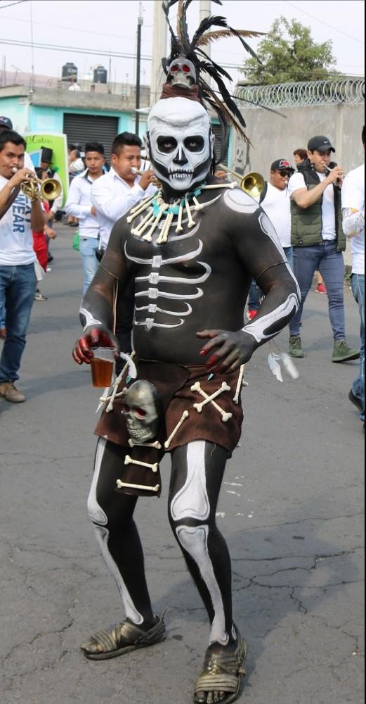 El Carnaval de Tlaltenco